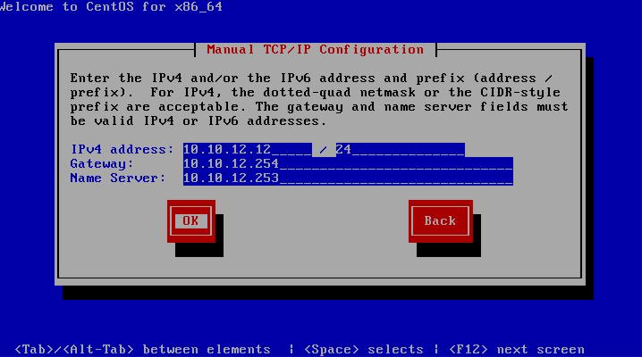 Manual TCP/IP Yapılandırması